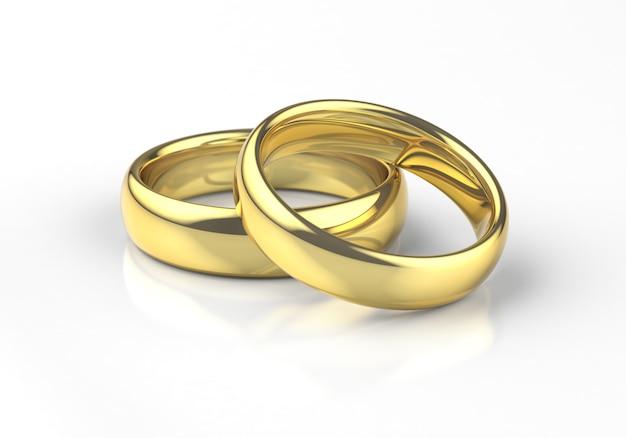 Alliances en or