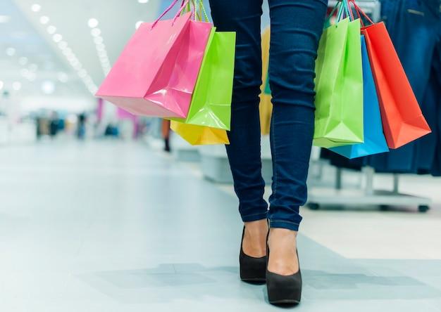 Allons faire du shopping!