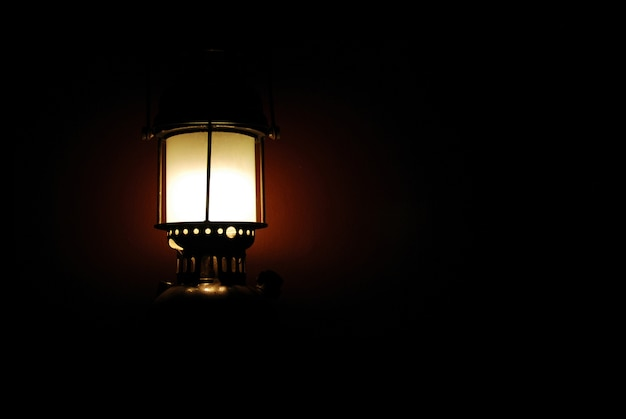 Allumer la lanterne