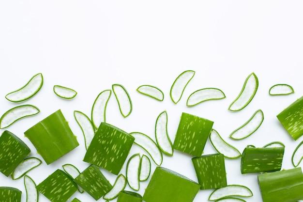 L'aloe vera est une plante médicinale populaire pour la santé et la beauté