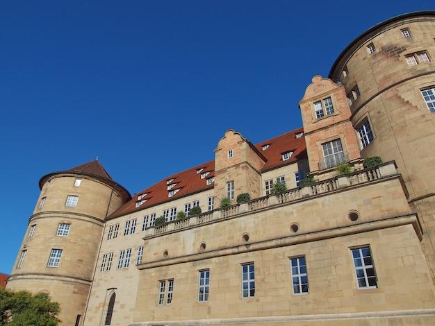 Altes schloss (vieux château), stuttgart