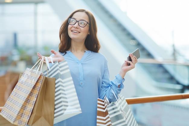 Amateur de shopping