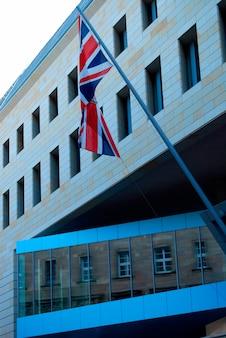 Ambassade, royaume-uni à berlin, allemagne