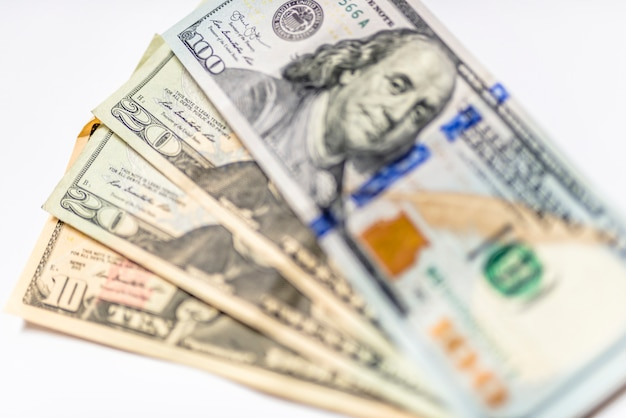 American dollars cash money.