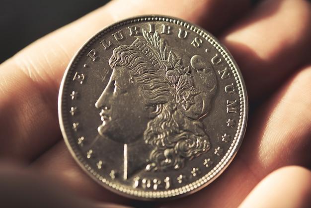 American one dollar coin