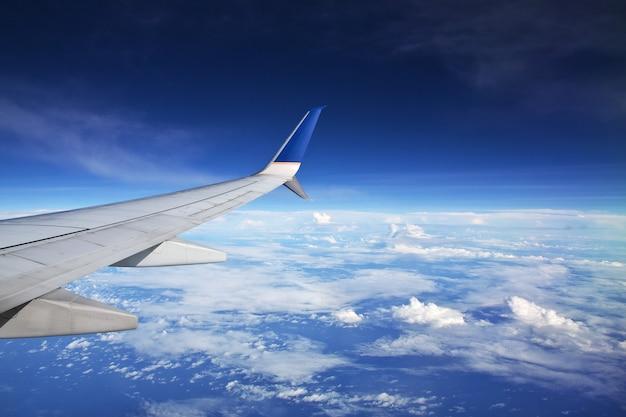 Amérique du sud, la vue d'avion