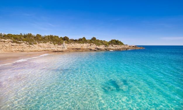 Ametlla l'ametlla de mar plage de cala vidre