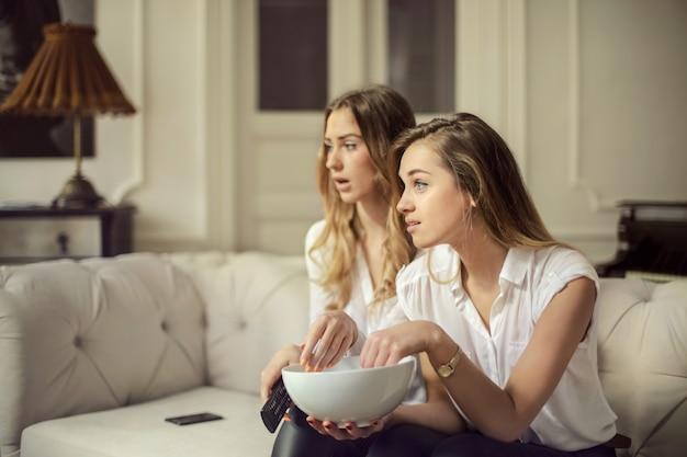 Amis devant la télé