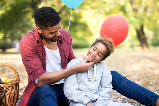 Amour et bonheur en famille