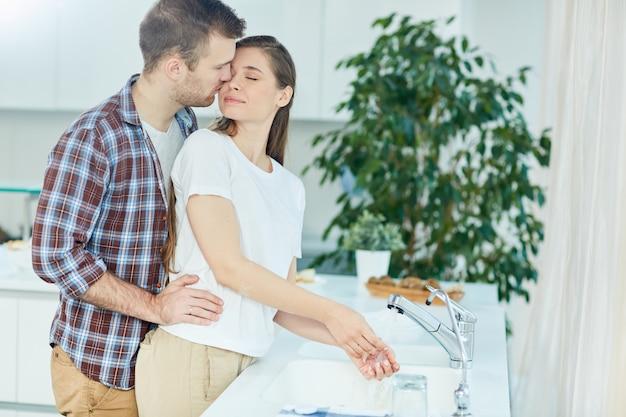 L'amour dans la cuisine