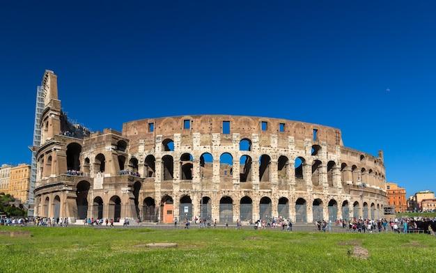 Amphithéâtre flavien à rome