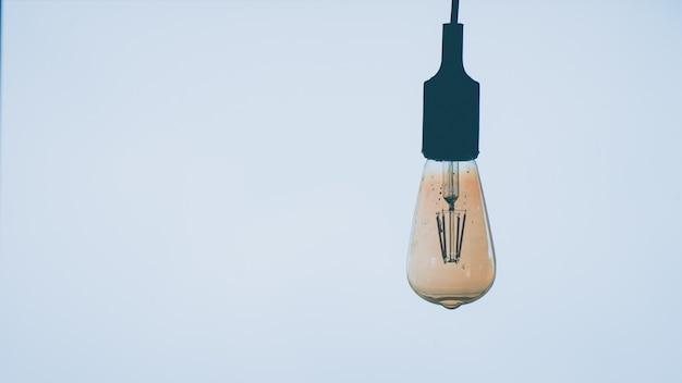 Ampoule étincelante