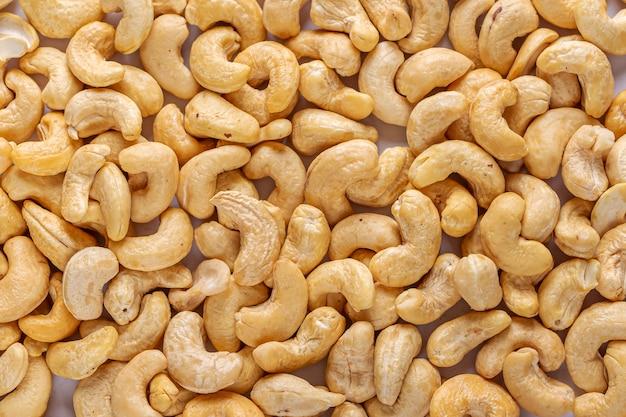 Anacardier. collations végétariennes saines.