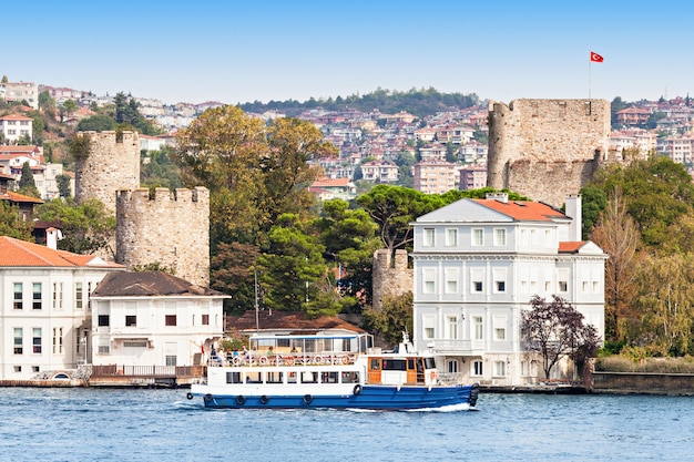 Anadolu hisari, turquie