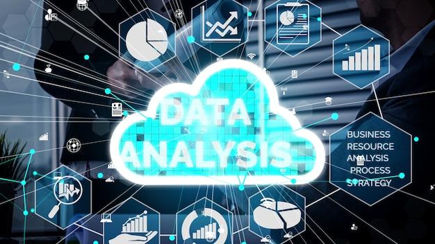 Analyse de données pour les affaires et la finance conceptuelle