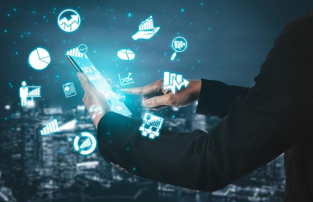 Analyse de données pour les affaires et la finance
