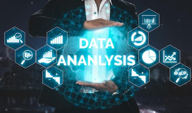 Analyse de données pour les entreprises et la finance