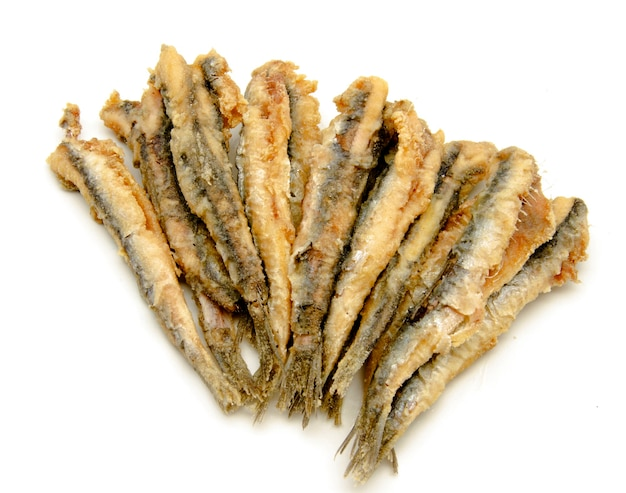 Anchois frits