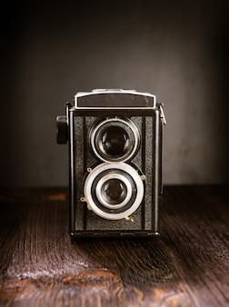 Ancien appareil photo antique
