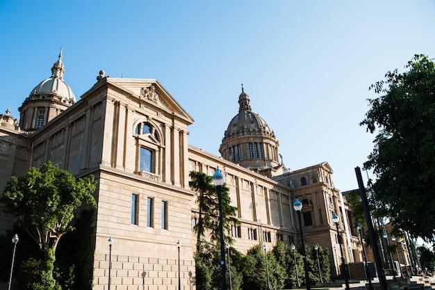 Ancien bâtiment à barcelone