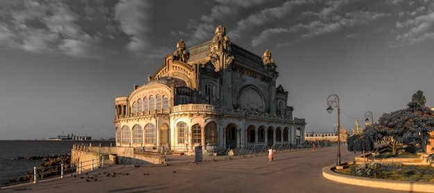 L'ancien casino de constanta, roumanie