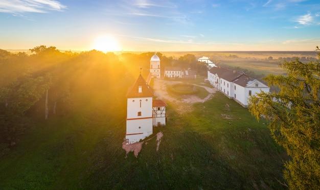 Ancien château de lubcha, biélorussie