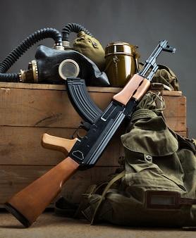 Ancien équipement militaire de l'urss