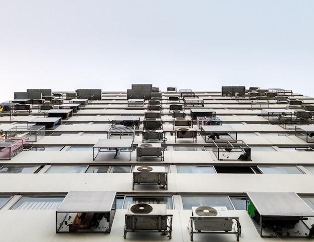 Ancien haut condominium