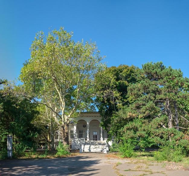 Ancien sanatorium abandonné
