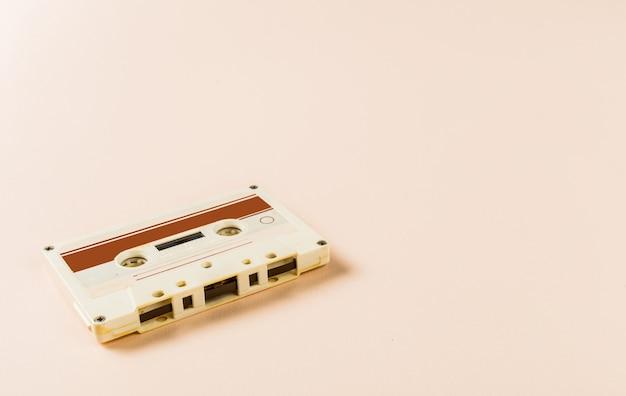 Ancienne cassette audio