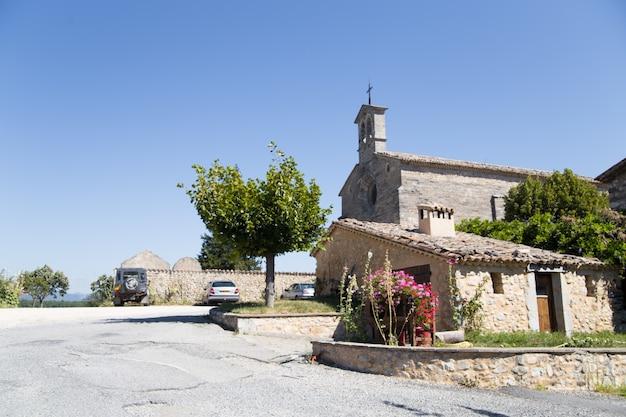 Ancienne église de franch.