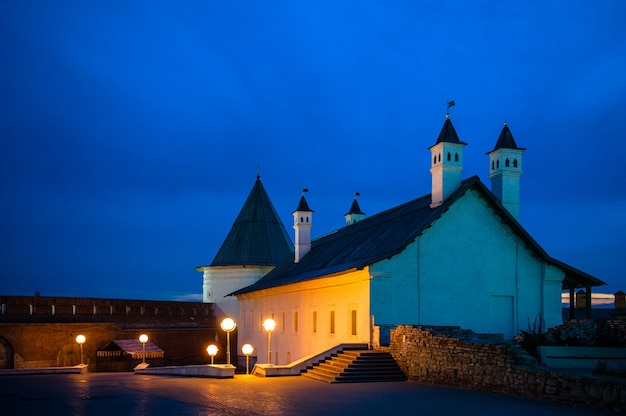 Ancienne église russe à storojno, russie à suumer