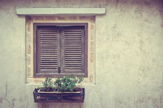 Ancienne fenêtre