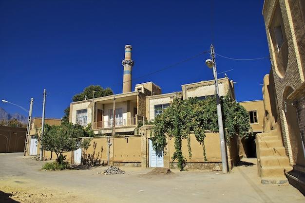 Ancienne mosquée dans la ville de natanz iran