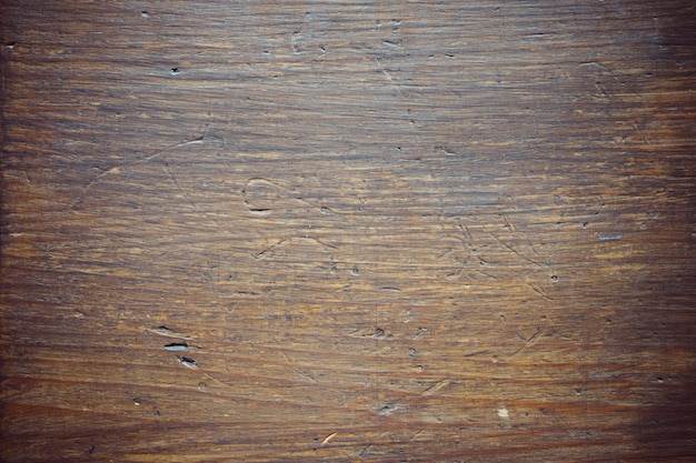 Ancienne planche de bois vintage brut. texture de fond