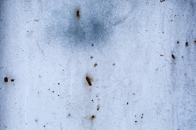 Ancienne surface en acier gris grunge