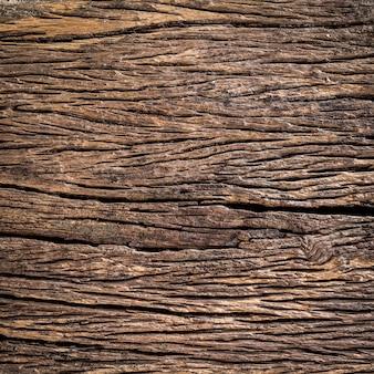 Ancienne surface en bois érodée par le temps, vieux fond de texture bois.