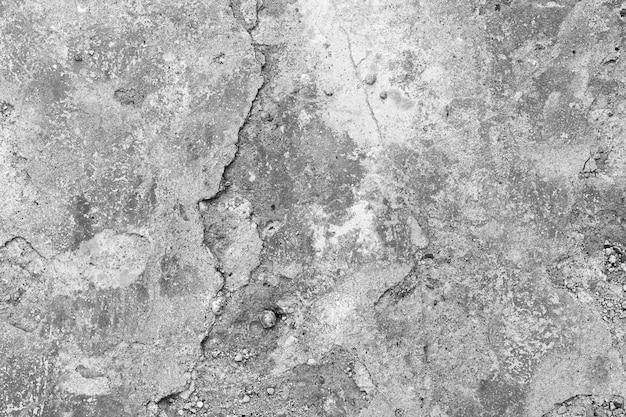 Ancienne texture grungy, fond de mur de béton gris.