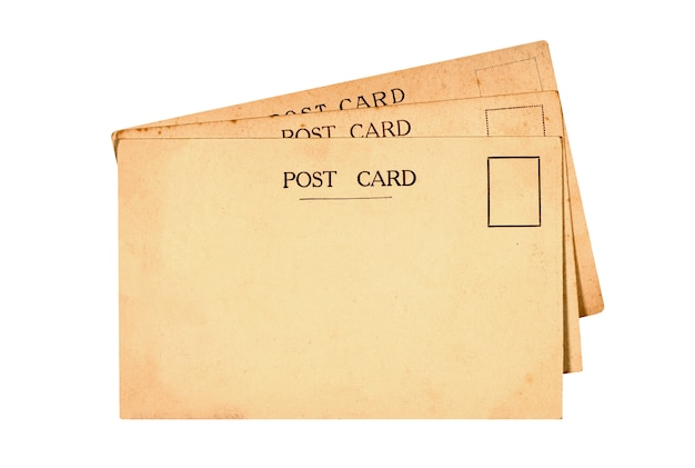 Anciennes cartes postales