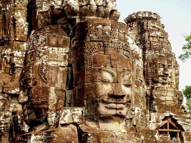 Angkor wat, angkor thom, siem reap, cambodge