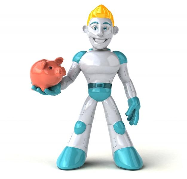 Animation de robot