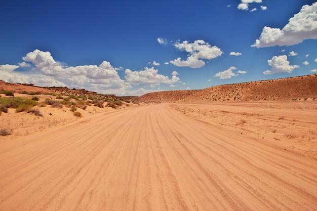 Antelope canyon en arizona, états-unis