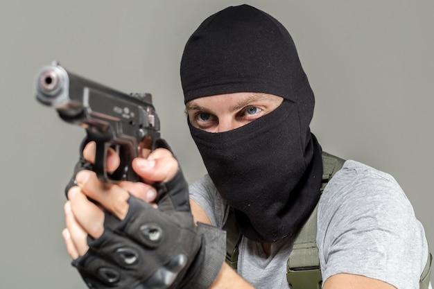 Anti terroriste