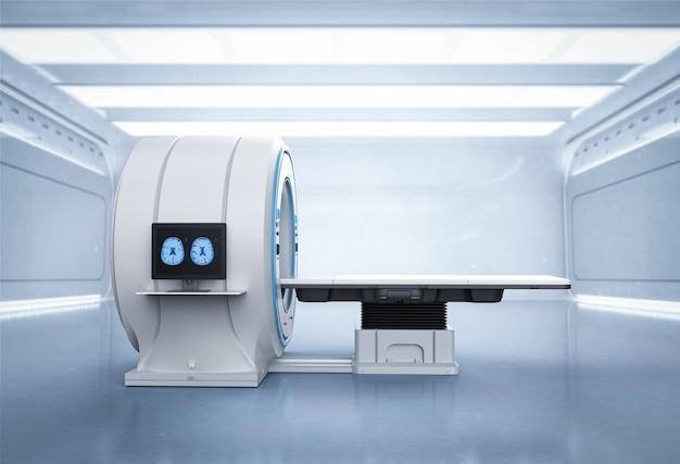 Appareil d'imagerie par résonance magnétique ou appareil d'imagerie par résonance magnétique