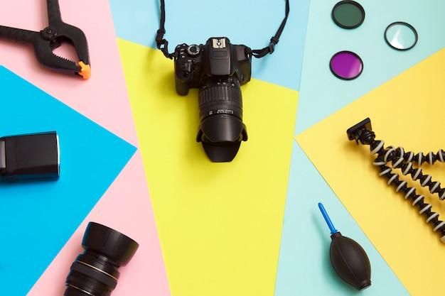 Appareil photo et accessoires