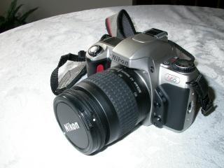 Appareil photo numérique, lentille