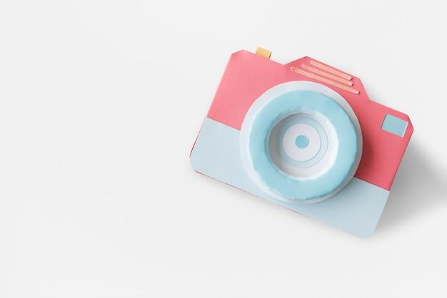 Appareil photo objectif obturateur photographie studio