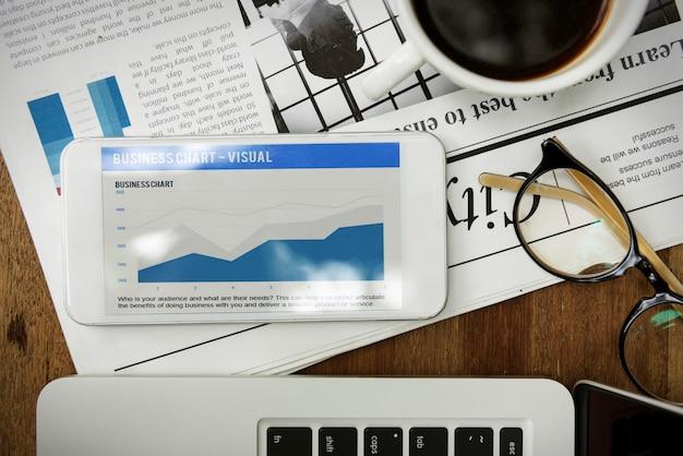 Les appareils numériques et l'actualité