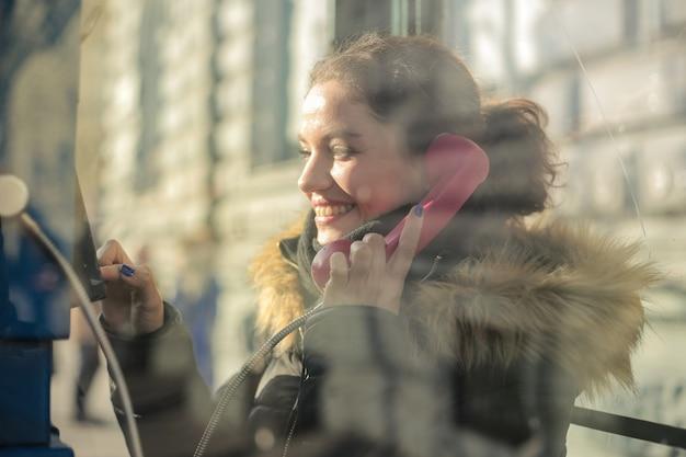 Appeler depuis une cabine téléphonique