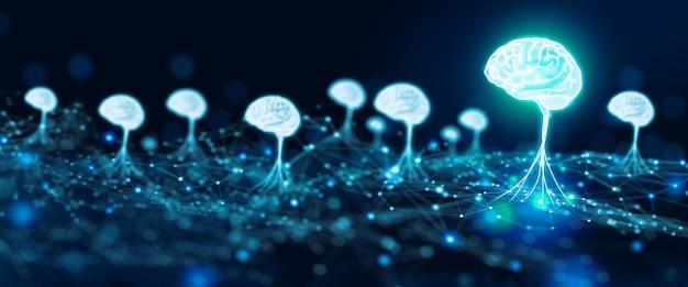 Apprentissage profond artificiel et intelligent machine learning et traitement du langage naturel pnl